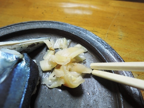 さんま姿寿司2