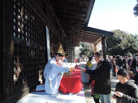 鷲宮神社②
