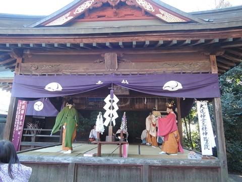 鷲宮神社③