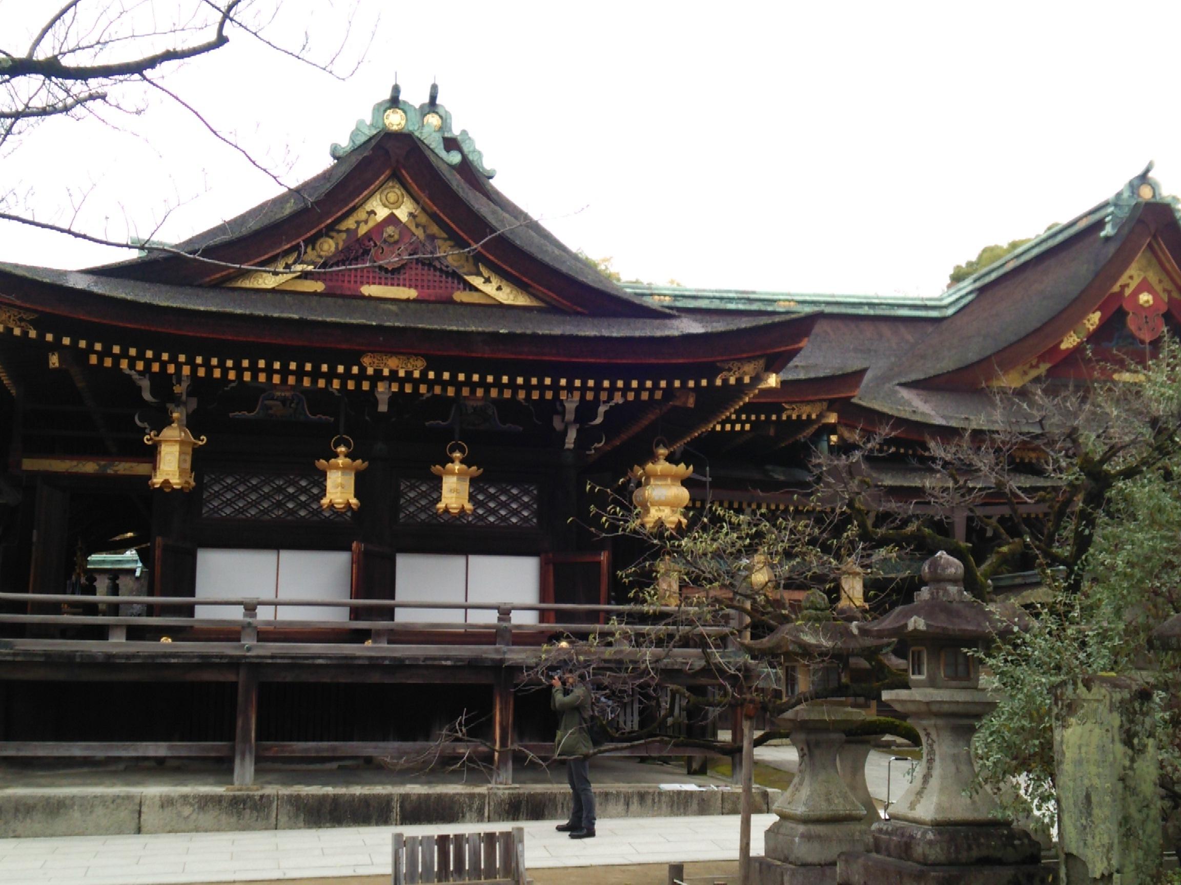 き北野神社お