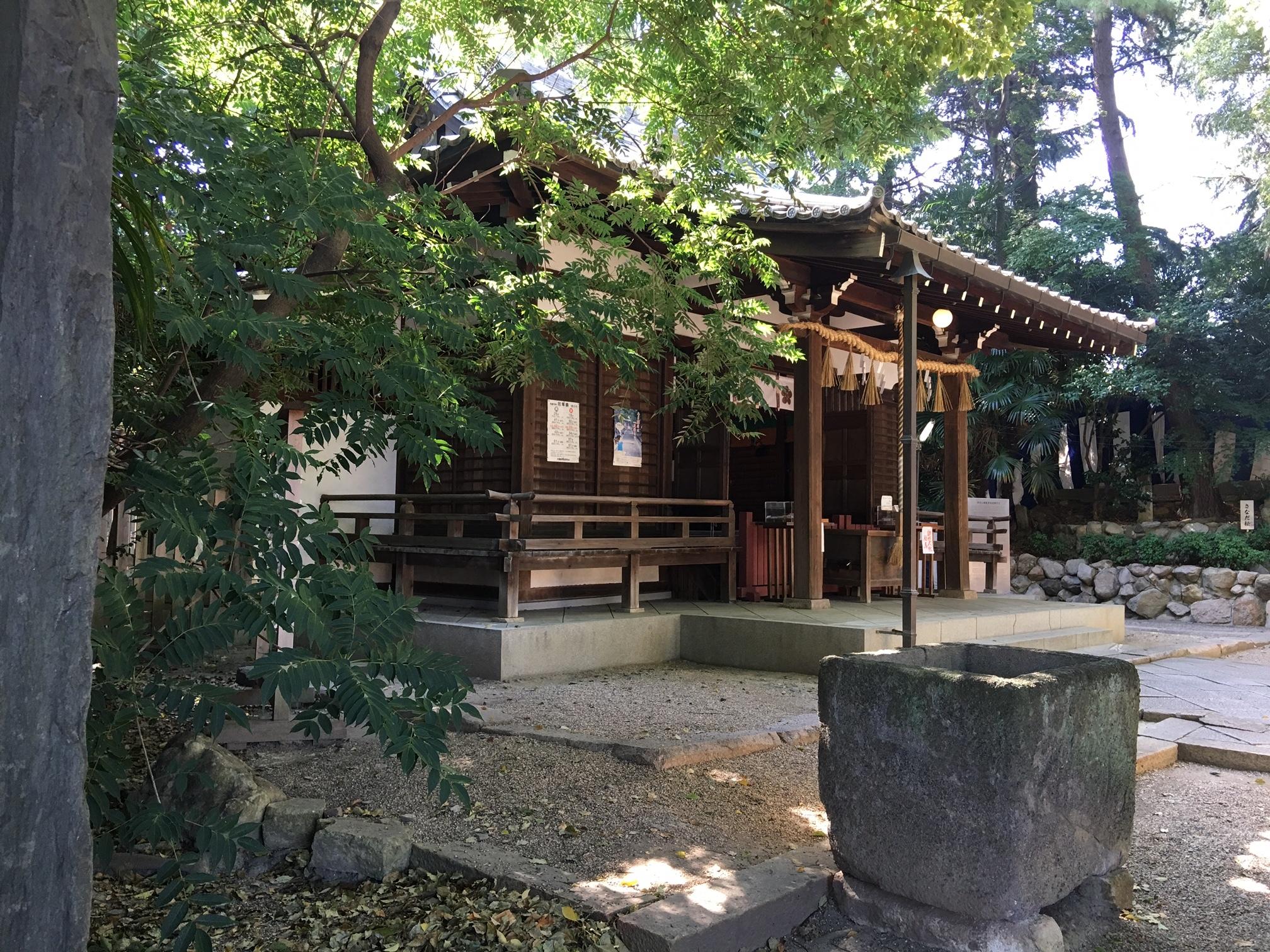 や安居神社5