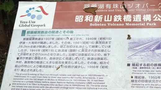 洞爺鉄道跡 (5)