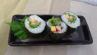 巻き寿司 ③