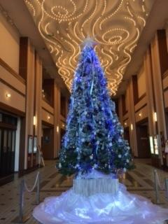 よみうり浦和クリスマスツリー2016