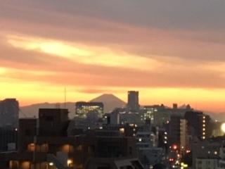 富士山十番から