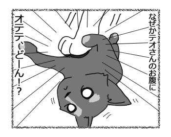 羊の国のラブラドール絵日記シニア!!「猫語は難しいデース」3