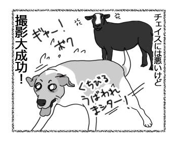 羊の国のラブラドール絵日記シニア!!「大失態と大成功」4