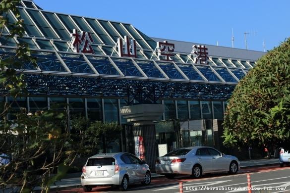 松山空港ーSN