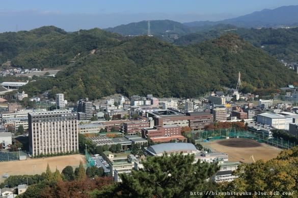 松山大学方向ーSN