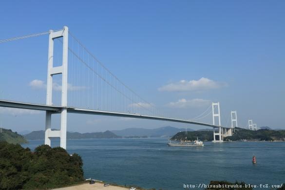 来島海峡大橋ーSN