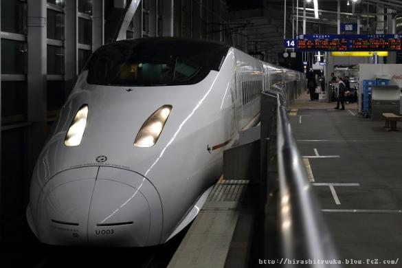 九州新幹線ーSN