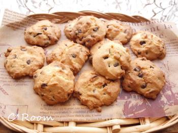 クッキー(チョコチップ)01
