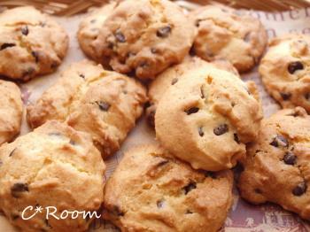 クッキー(チョコチップ)02