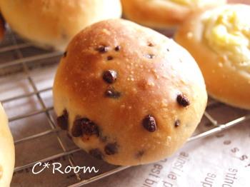 菓子パン(チョコチップ)01