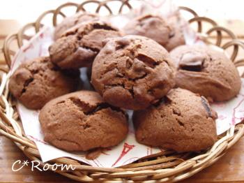 クッキー(チョコチャンク ココア)01