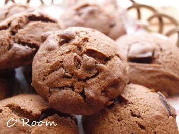 クッキー(チョコチャンク ココア)02