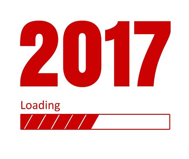 2017年が主婦の皆様にとって格別に楽しい1年となりますように