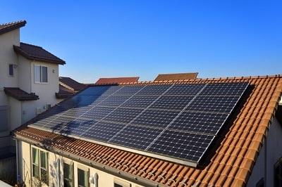 屋根置き型太陽光発電