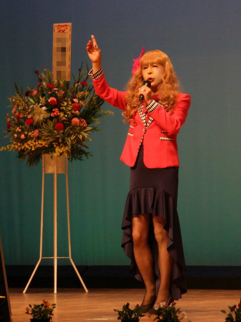 ジャケットマーメイドスカート舞台★(2)