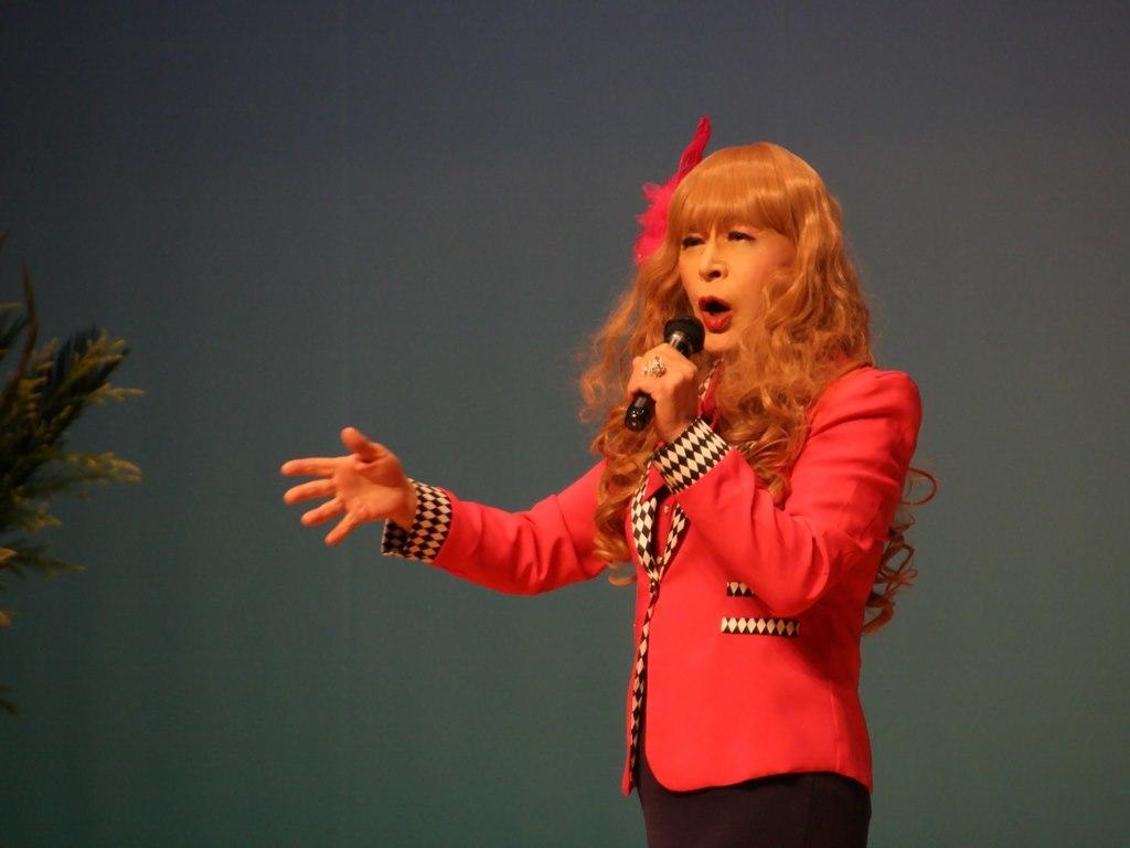 ジャケットマーメイドスカート舞台★(7)