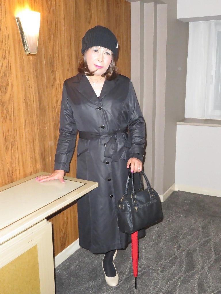 黒のコート横浜A(2)