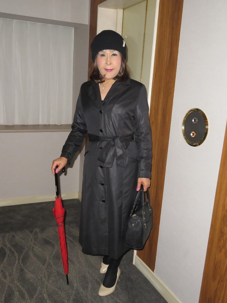 黒のコート横浜A(1)