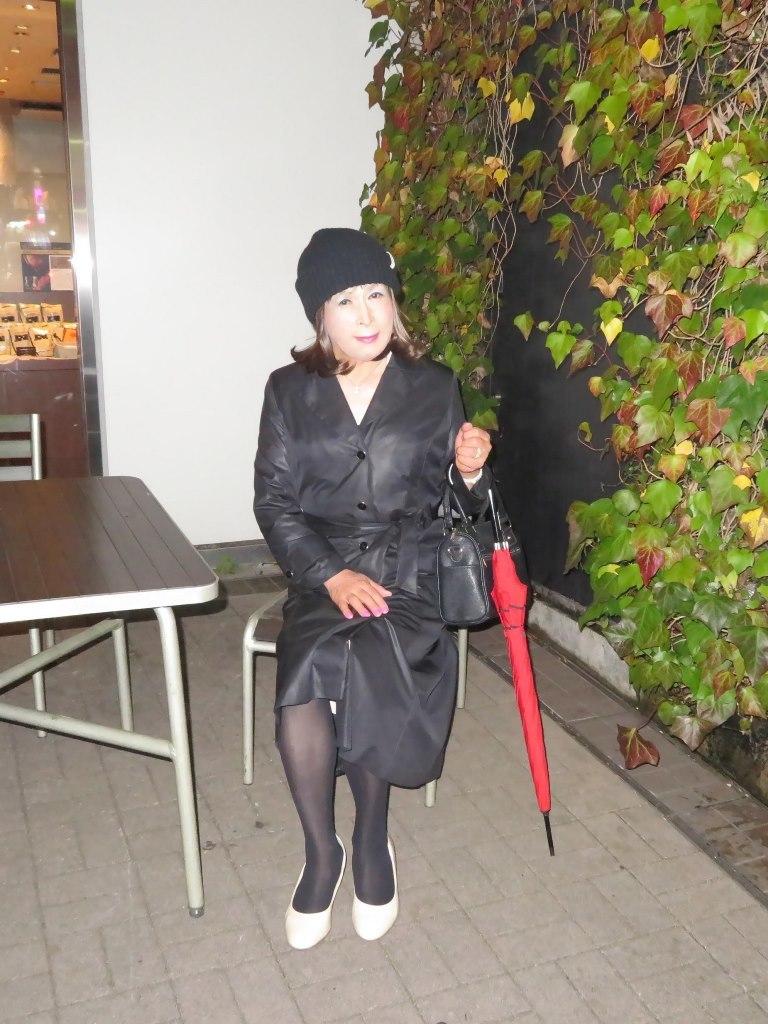 黒のコート横浜A(6)