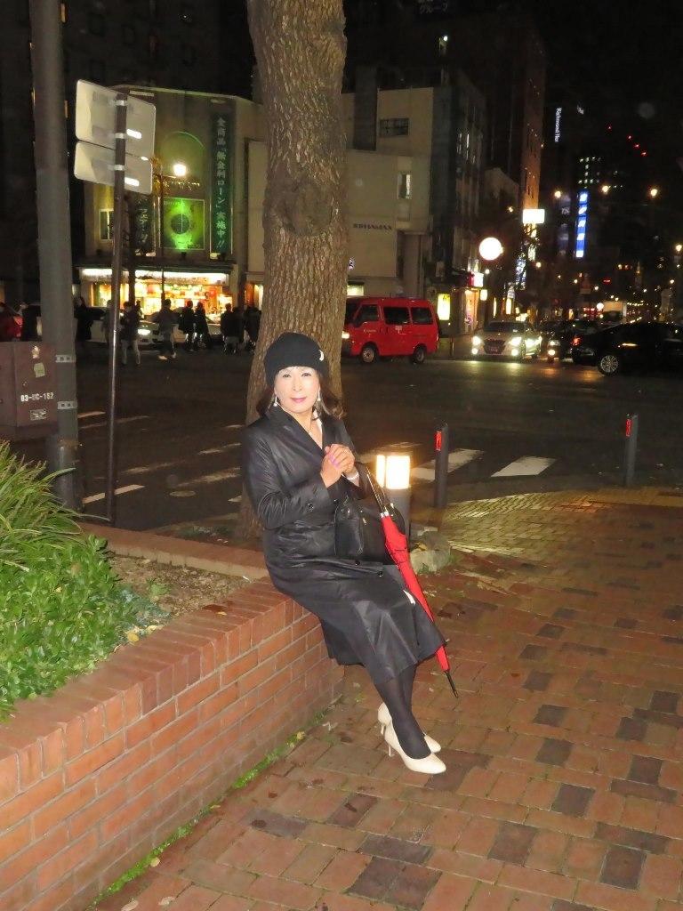 黒のコート横浜A(8)