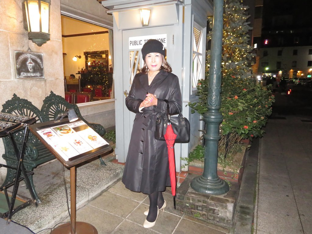 黒のコート横浜B(4)