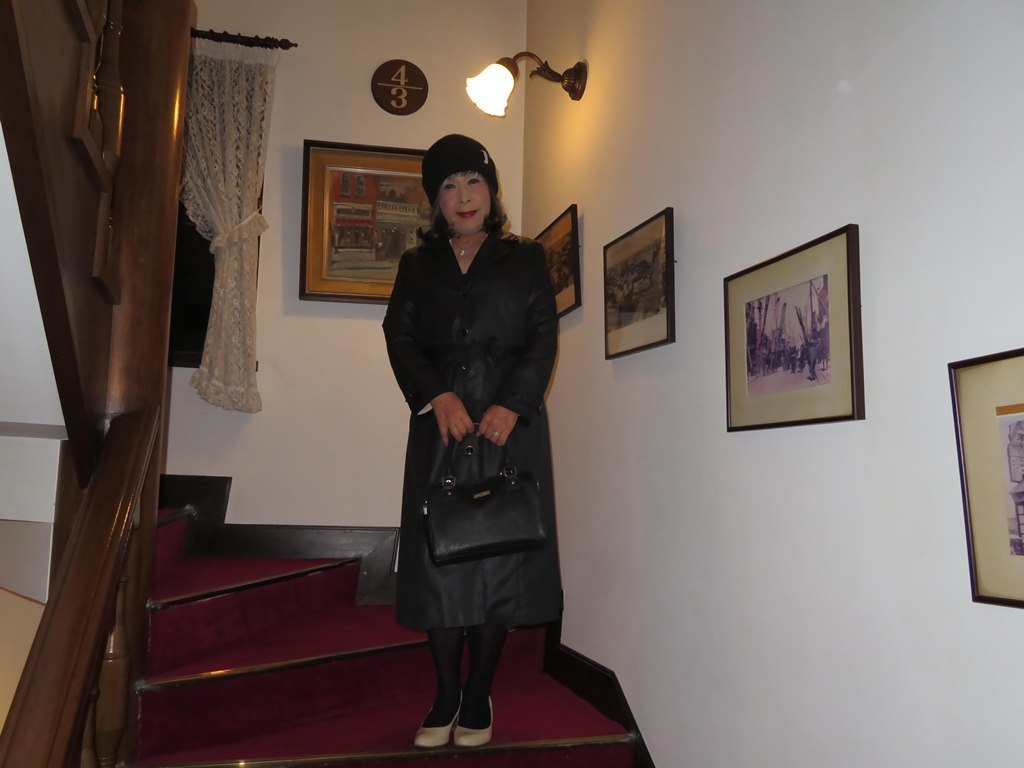 黒のコート横浜C(7)