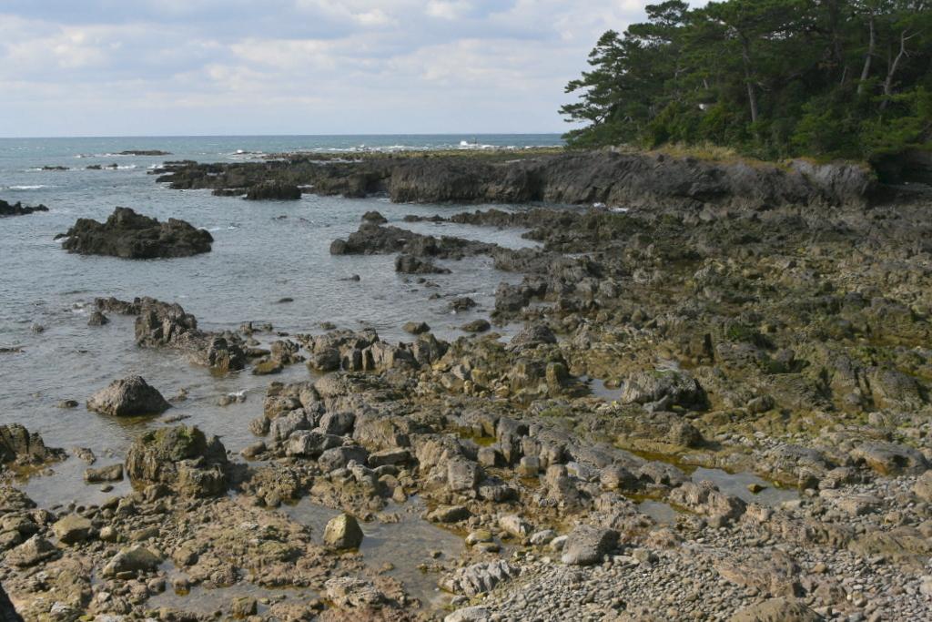 串木野長崎鼻海岸