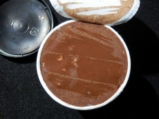 ベン&ジェリーズチョコレート&ナッツ