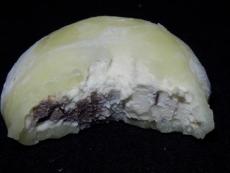 モチクリームアイスチョコバナナ