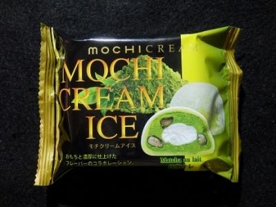 モチクリームアイス抹茶オレ