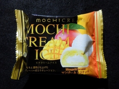 モチクリームアイスマンゴー&ココナッツ