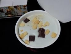 コールドストーンチャンキーダブルチョコレートミント