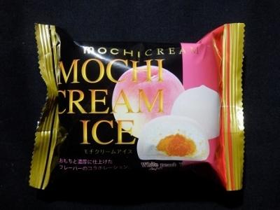 モチクリームアイス白桃ヨーグルト