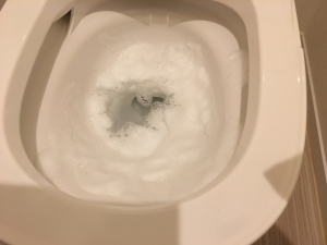 トイレマジックリンを使う