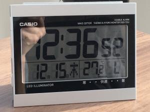 湿度が計測不能