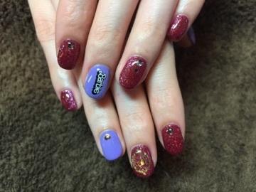 紫Barbie1