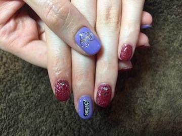 紫Barbie2
