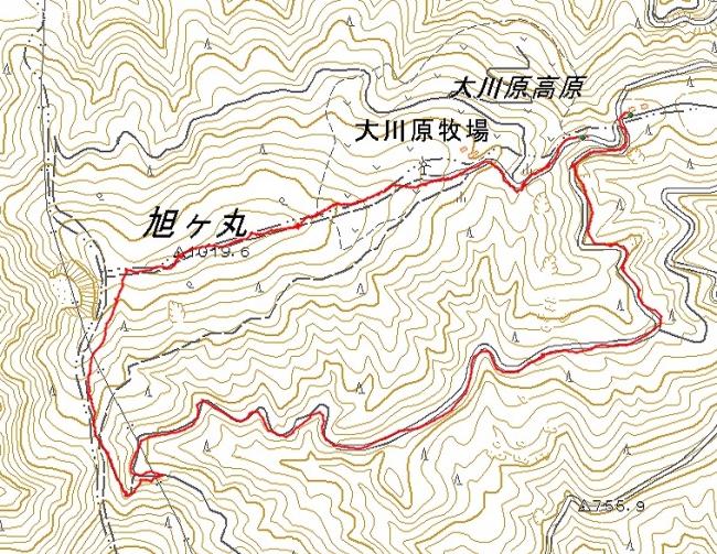 s-大川原トレース