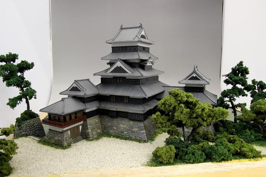 松本城-2