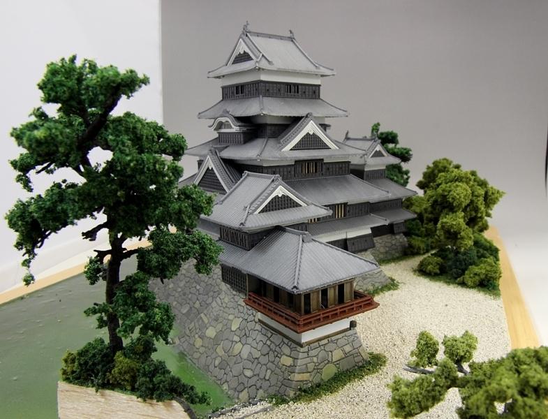 松本城-4
