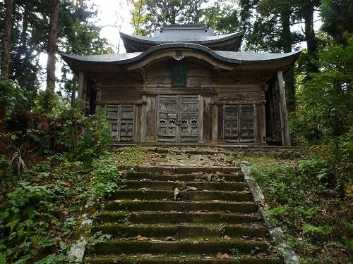 金峯神社本殿