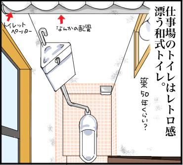 和式トイレ1