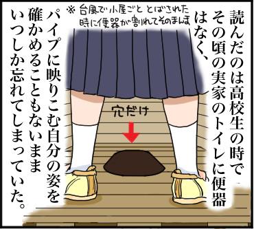 和式トイレ3
