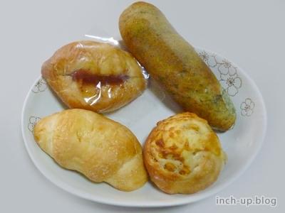 金亀食品加工のパン