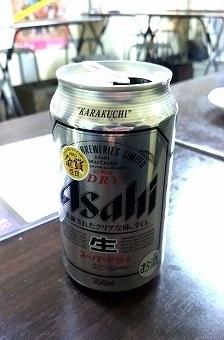 ビール蛸べえ20170105