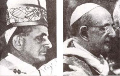 ヨハネ・パウロ1世 イルミナティに殺害され入れ替わる。